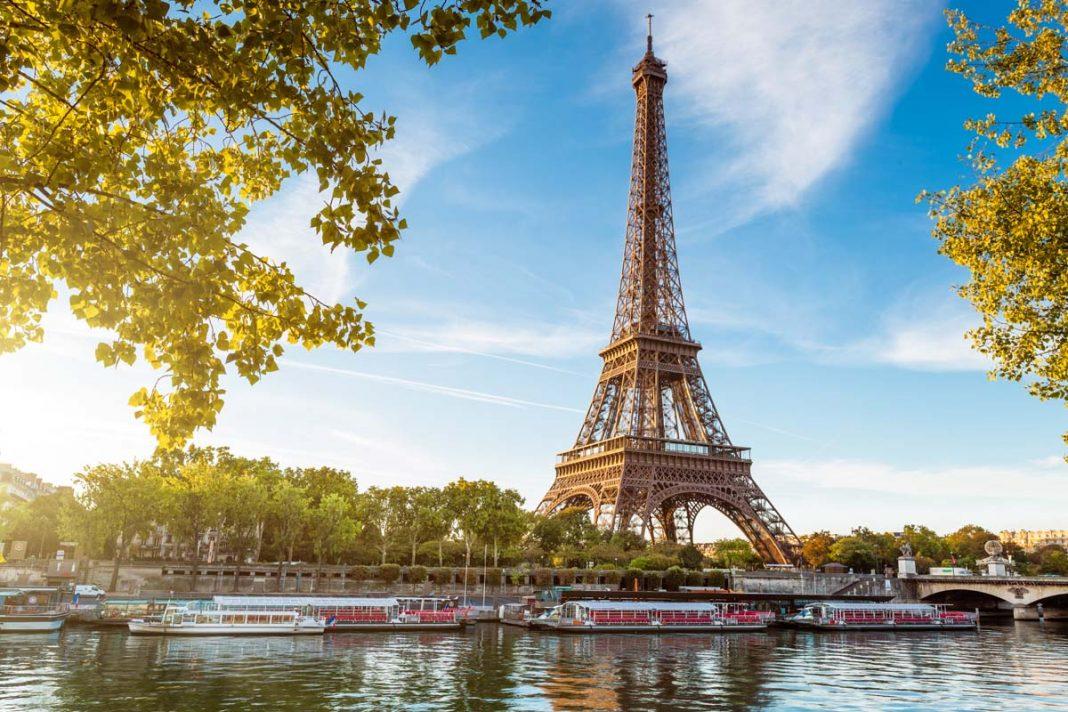 Париж. 5 беговых маршрутов по городу любви