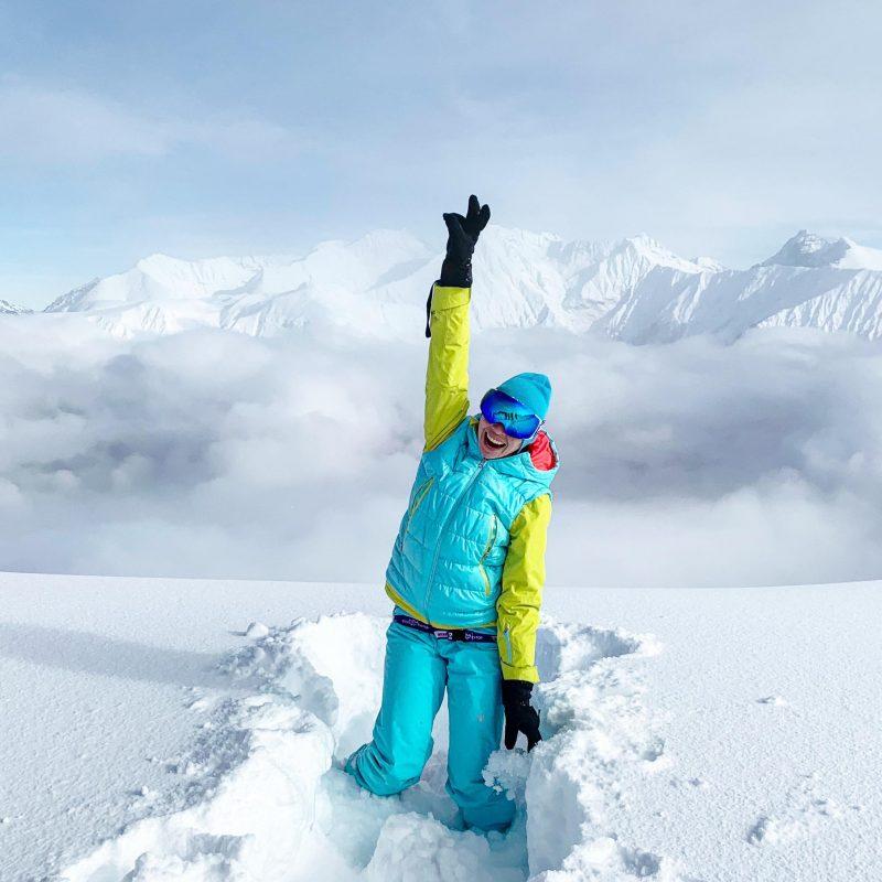 Бросай хандрить — вставай на лыжи!
